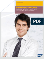 SAP International Financial Reporting Standards (IFRS)