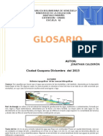 hidrografdia glosario