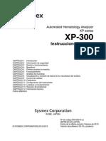 Xp-300 Manual Es