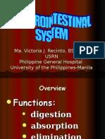 Gastrointestinal System4