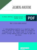 rube-goldberg machines