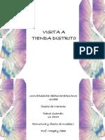 Visita Distrito