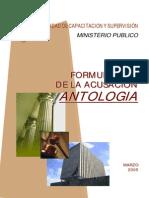 ANTOLOGIA-ACUSACION
