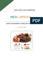 Libro Dieta Lipofilia