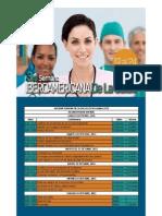 Programación Semana Binacional de la Salud en Toronto