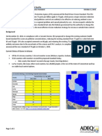 Arizona Department of Environmental Quality