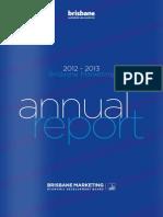 2012-13 BM Annual Report