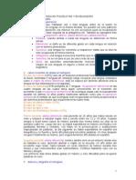Afasia en Políglotas y Bilingües