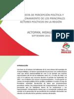 Resultados Posicionamiento Roberto Núñez Vizzuett