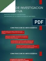Investigacio Cualitativa Sesion Vi