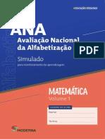 Simulado Ana Matematica