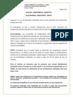 Guia de Componente Practico Electronica Industrial