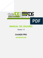 CivilADS PRO Manual