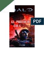 Buckell Tobias S - Halo 06 - El Protocolo Cole