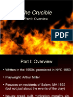 the crucible introduction