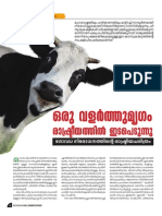 History of Beef Ban Politics - By Devadas VM