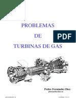 Ejercicios y Problemas Turbinas a Gas