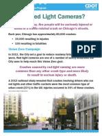 CDOT Red Light Camera Program
