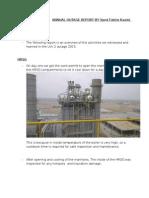 Mechanical Report 2015