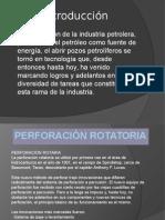 Perforacion Rotatoria exposicion