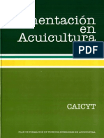 Alimentacion en Acuicultura