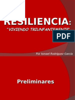 Resiliencia_Viviendo Triunfantemente