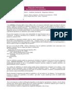 Detección Instrumental de Antibioticos