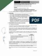 CONVOCATORIA PÚBLICA DE CAS N° 046- 2015 - OSCE