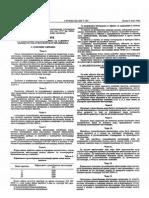 Pravilnik o Tehnickim Normativima Za Zastitu Objekata Od Atmosferskog Praznjenja