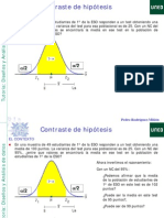 1b.- Tema I Contraste de Hipótesis