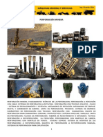 Perforadoras Mineras