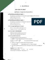 Mathématique Au DEF