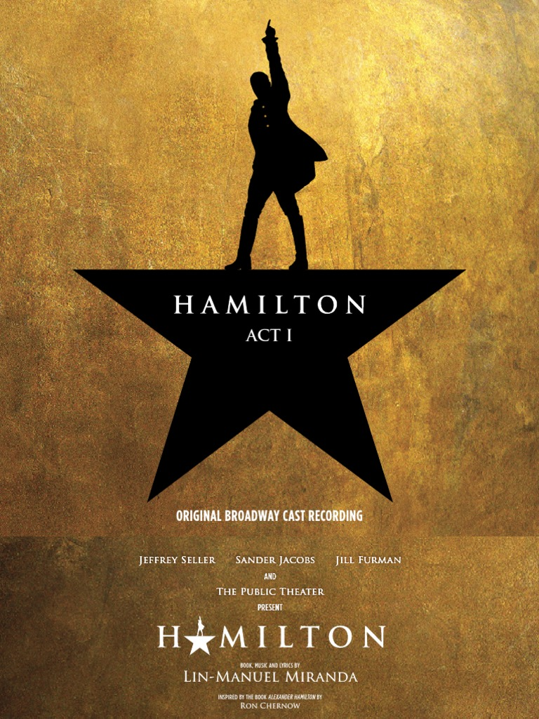 hamilton lyrics pdf act 2