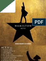 Hamilton (Original Broadway Cast Recording) - Act II Booklet (Hi-res) - FINAL