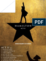 Hamilton (Original Broadway Cast Recording) - Act II Booklet (Hi-res) - FINAL