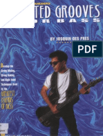 Josquin Des Pres - Muted Grooves for Bass