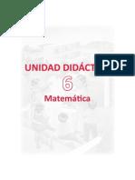 TercerGrado Area Matematica UnidadDidactica6ta 2015