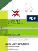 Alkane and Cycloalkanes