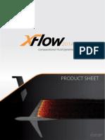XFlow Product Sheet 2014