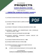 Project List08 09 Soft Tech Cost Details