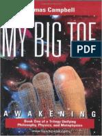 My Big Toe Book1 Awakening