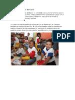 Misión Niños y Niñas Del Barrio