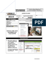 Trabajo Academico - Auditoria Financiera - 2014-II