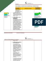Formato Para Analisis de La Idea de Investigación