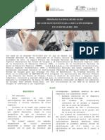 Convocatoria Manutencion CHIAPAS 2015 2016
