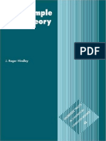 Hindley - Basic Simple Type Theory