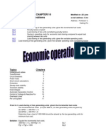 Cap16 Economic Operation