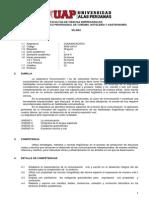 Syllabus Psicologia - Comunicación II