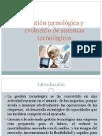 GT y Evolucion de Sistemas Tecnològicos