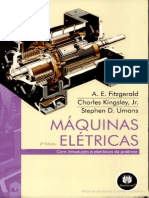 Maquinas Eletricas Fitzgerald 6Ed